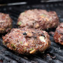 BBQ Burger: Smoked, Splashed with Whiskey