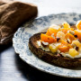Butternut Squash Tartines: Gorgeous Fall Appetizer