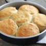 Homemade Biscuits: Flaky Whole Grain, Y'all