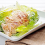 Grilled Chicken Caesar Salad: Classic Dinner for Two
