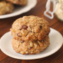 Healthy Oatmeal Cookies: They're What's for Breakfast