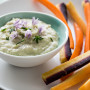 White Bean Hummus with Chives