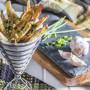 Herb & Garlic Oven Fries