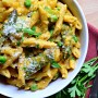 Easy Pumpkin Pasta