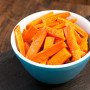 Apple Butter Glazed Sweet Potatoes