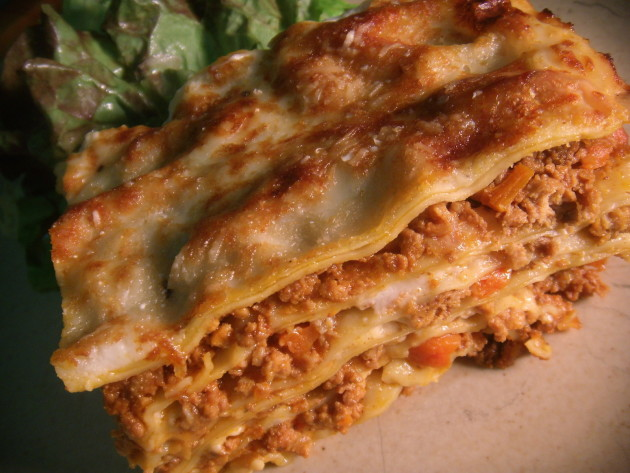 Lasagna: Traditional Bolognese that's worth the work!
