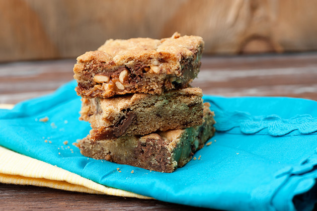 Loaded Cookie Bars Photo