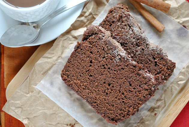 Starbucks Chocolate Cinnamon Bread Picture