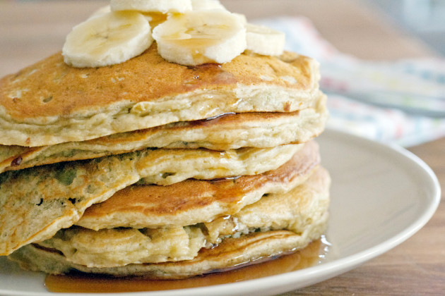 Banana Pancakes Photo