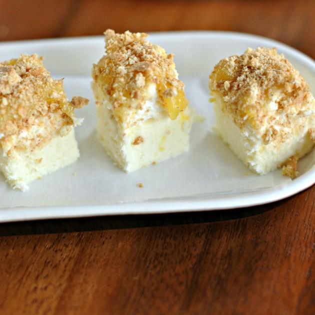 Lemon Meringue Fudge Photo