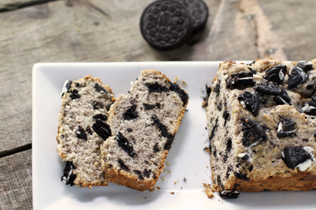 Cookies & Cream Ice Cream Bread Picture