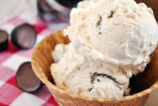 Peanut Butter Cup Ice Cream Picture