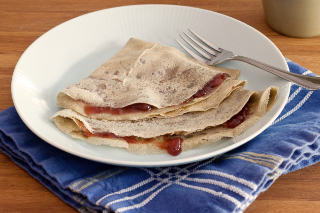 Gluten Free Crepes Picture