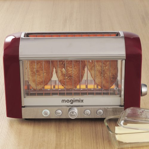 magimix vision toaster review food fanatic. Black Bedroom Furniture Sets. Home Design Ideas