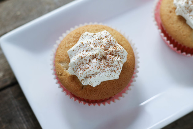 Snickerdoodle Cupcakes Picture