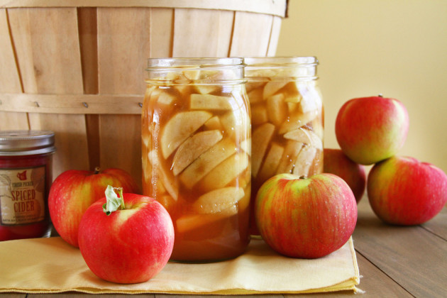 Apple Pie Filling Photo