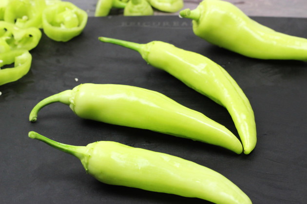 We couldn't agree more that these pickled banana peppers are great on ...