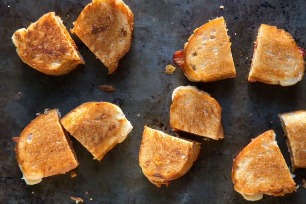 Apple Butter Grilled Cheese Photo