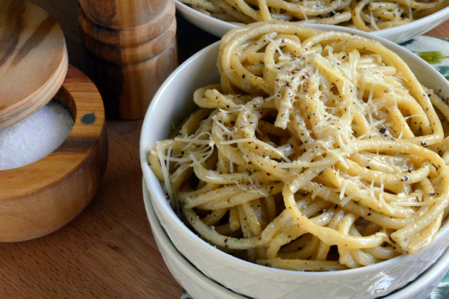 Cacio e Pepe and Swissmar Giveaway!