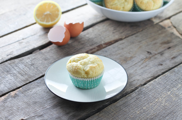 Lemon Ricotta Muffins Picture
