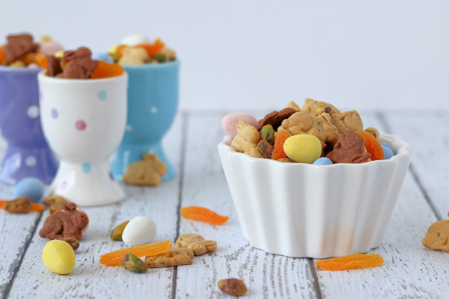 Easter Trail Mix Photo