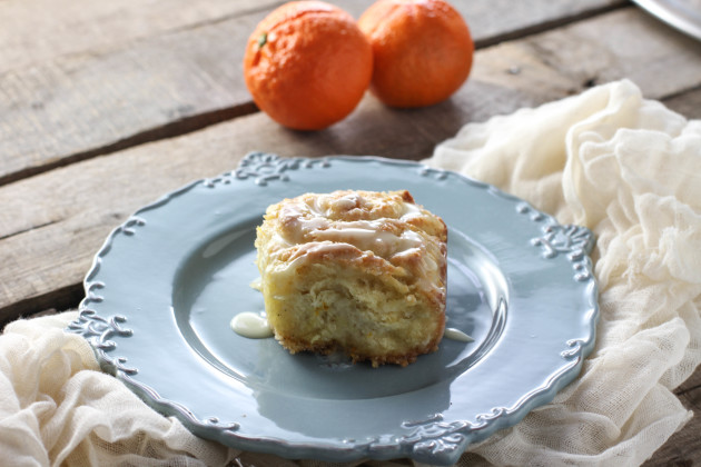 Orange Sticky Buns Photo