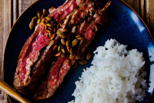 Pan Seared Flank Steak: Summer's Favorite Cut