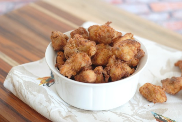 Gluten Free Chicken Nuggets Picture
