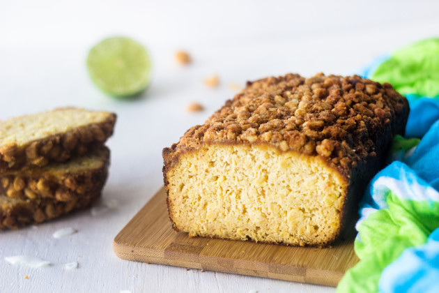 Coconut Lime Bread Photo