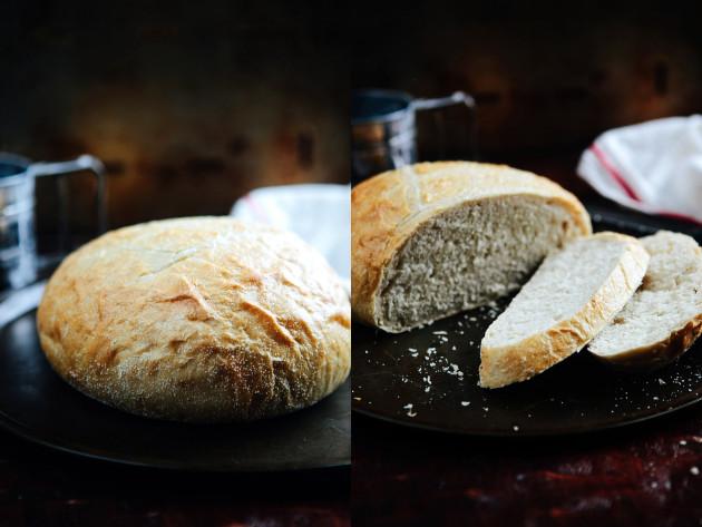 Rustic Bread Recipe Image
