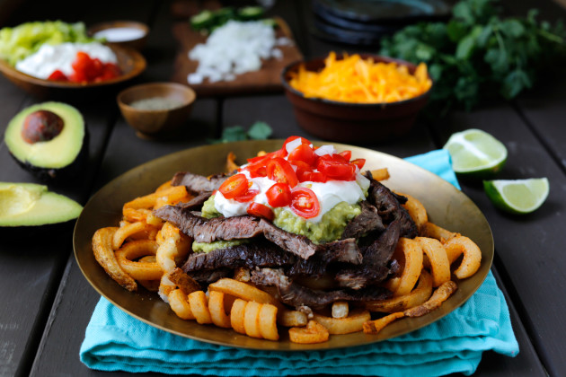 Carne Asada Fries Photo