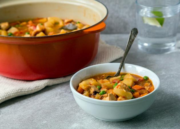 Chicken Afritada: Chicken Stew for the Soul