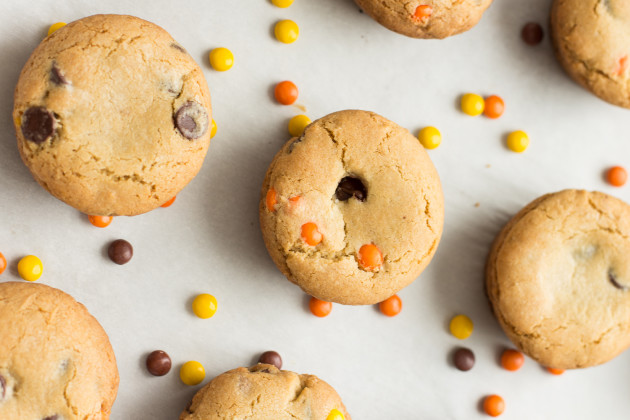 Peanut Butter Stuffed Cookies Picture