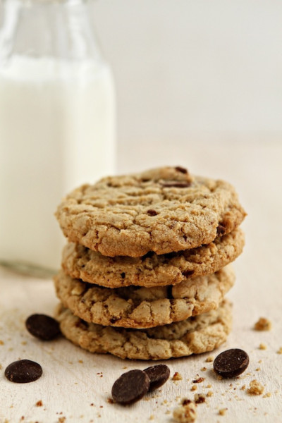 Toffee Almond Cookies Photo