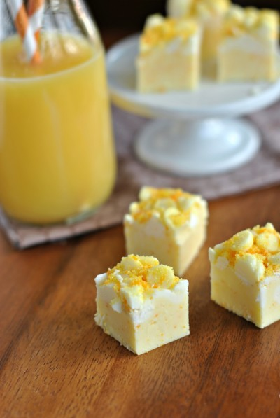 Orange Julius Fudge Picture