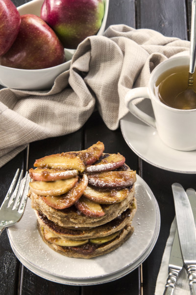 Cinnamon Pancakes Picture