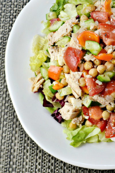 Chopped Salad Picture