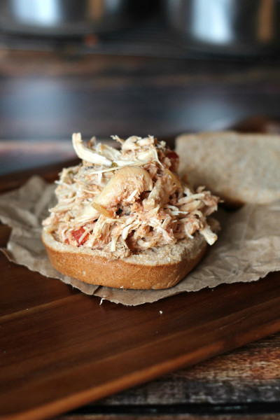 Crock Pot Pulled Chicken Picture
