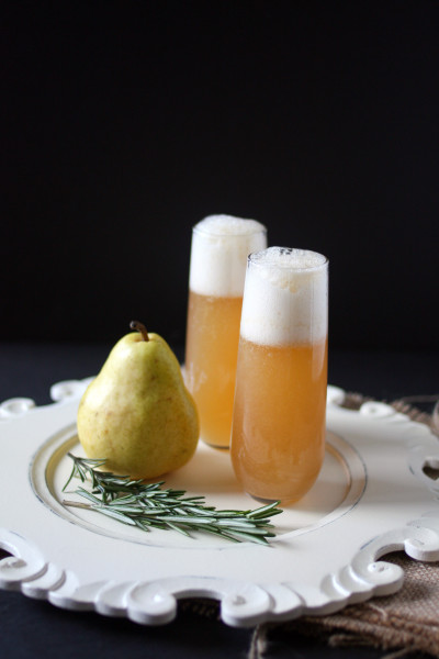 Pear Vodka Picture