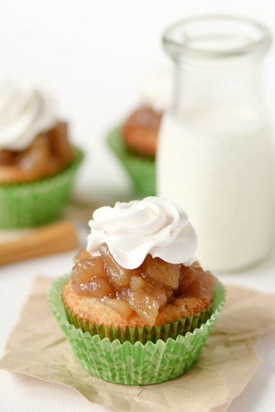 Apple Pie Cupcakes Picture