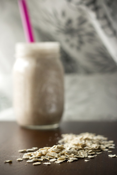 Oatmeal Smoothie Picture