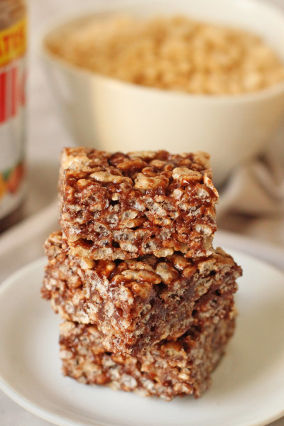 Gluten Free Rice Krispie Treats Picture
