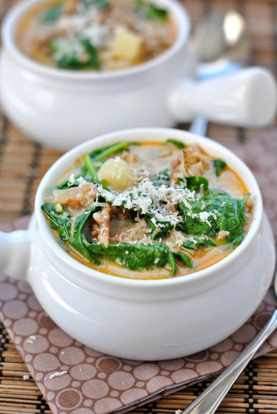 Zuppa Toscana Picture