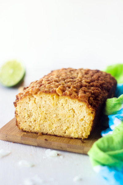 Coconut Lime Bread Image