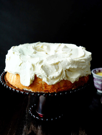Pineapple Angel Food Cake Picture
